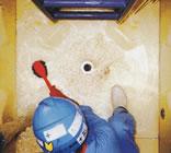 貯水槽清掃