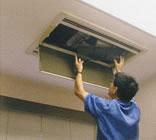 空調設備検査